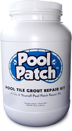 Do It Yourself Pool Tile Grout Repair Kit