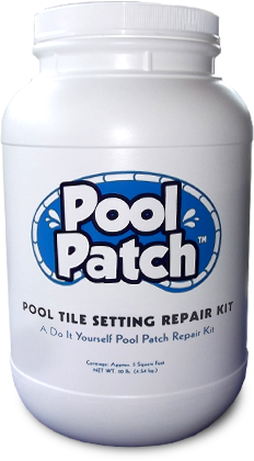 Do It Yourself Pool Tile Setting Repair Kit